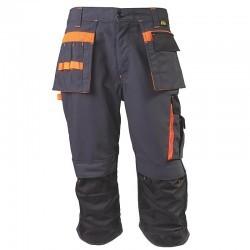 Spodnie robocze PRO-TECHNIK 3/4 XXL (106-110)