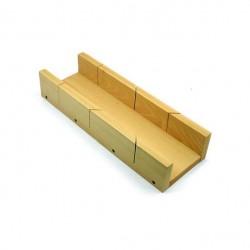 Skrzynka uciosowa drewniana 6.5cm XL