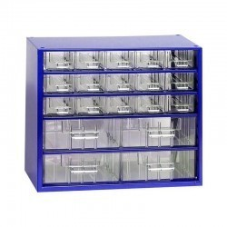 Organizer warsztatowy 306x282x155 15M-4S