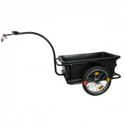 Wózek gospodarczy na kołach rowerowych+kastra