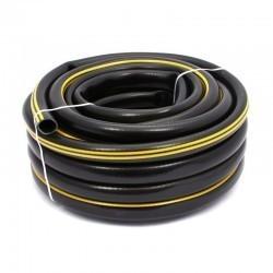 Wąż ogrodowy LUX 5/8'-30m czarno-żółty