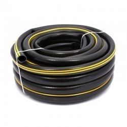 Wąż ogrodowy LUX 1'-20m czarno-żółty