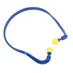 Zatyczki do uszu na pałąku wielorazowego użytku