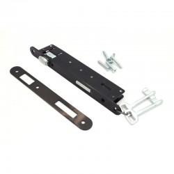 Zamek 22/40mm drzwiowy rolkowy wąski klucz
