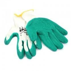 Rękawice latex marszczony 10 480