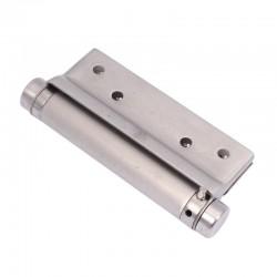 Zawias wahadłowy pojedyńczy nierdzewny 100/1.5mm
