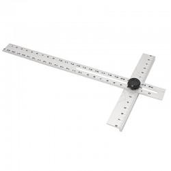 Kątownik nastawny aluminiowy gruby T120/56*5cm