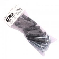 Kołki rozp uniwersalne 12x60 klucz blister-10szt