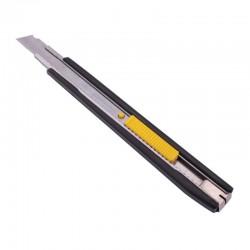 Nóż z ostrzem łamanym 9mm ABS PRO-TECHNIK