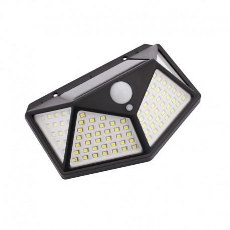 Lampa solarna zawieszana czujnik wielokierunkowa