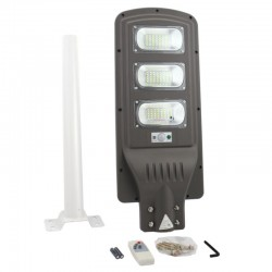 Lampa solarna uliczna z wysięgnikiem czujniki 90W