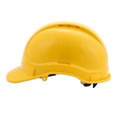 Kask ochronny żółty ATEST