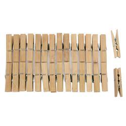 Klamerki spinacze drewniane do bielizny