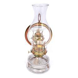 Lampa naftowa z lustrem MAXI