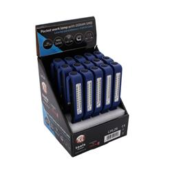 Latarka warsztatowa 10LED OSRAM magnes