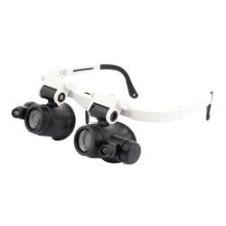 Lupa - okulary zegarmistrzowskie x23 PRO LED