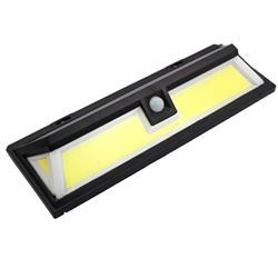 Lampa solarna zawieszana czujnik szeroka