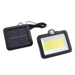 Lampa solarna zawieszana czujnik ładowarka