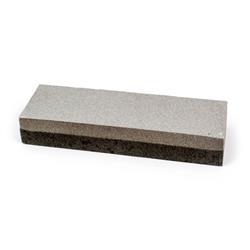 Osełka prostokątna dwustronna 15x5x2.5cm