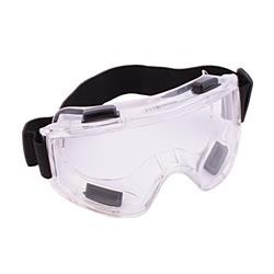 Okulary ochronne gogle przeciwodpryskowe poliwęgl