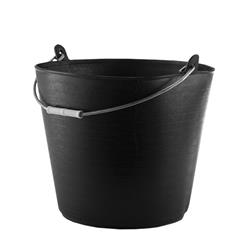 Wiadro elastycze FLEXI 26 czarne