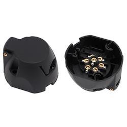 Gniazdo elektryczne 7 pin 12V