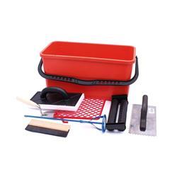 Wanna glazurnicza 25L XL+komplet narzędzi