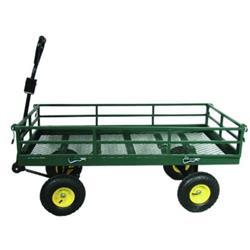 Wózek gospodarczy ogrodowy 4 kołowy+dyszel