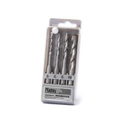 Wiertła 4cz SDS+ 5,6,8,10mm
