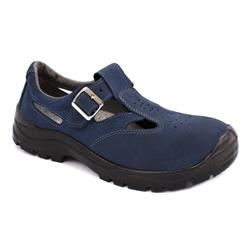 Buty robocze sandały bez podnoska BXD 43 welur-25682