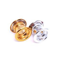 Tulejka wentylacyjna 40 metaliz. złota