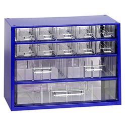 Organizer warsztatowy 306x238x155 10M-2S-1D