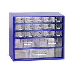 Organizer warsztatowy 306x282x155 15M-2S-1D