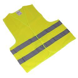 Kamizelka ostrzegawcza LUX seledyn- żółta
