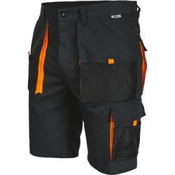 Spodnie robocze AUGUR krótkie XXL (106-110)