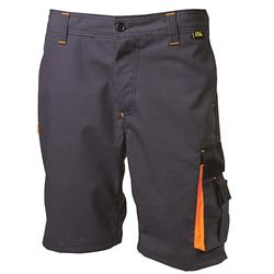 Spodnie robocze PRO-TECHNIK krótkie L (90-94)
