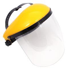 Maska ochronna twarzy z poliwęglanu przyłbica
