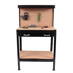Stół warsztatowy, garażowy 80x50x140cm