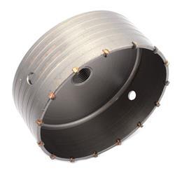 Wiertła koronowe do betonu 150mm bez adaptera M22