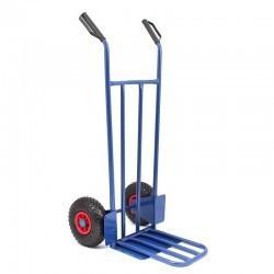 Wózek magazynowy 2-kołowy 1x składany