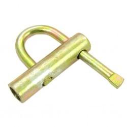 Kłódka energetyczna KEN17 bez klucza