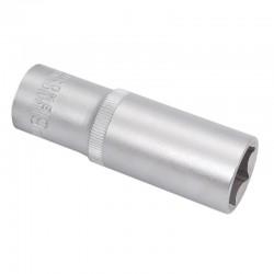 Nasadka 17mm 1/2' długa 6kt Cr.V /zawieszka/ NXL