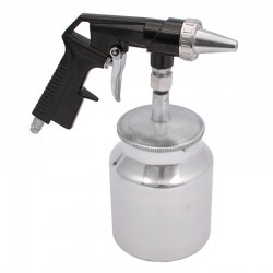 Pistolet do piaskowania ze zbiornikiem 1 L