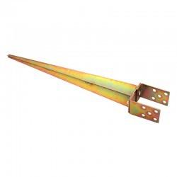 Podstawa słupa regul 0-120x600mm wbijana