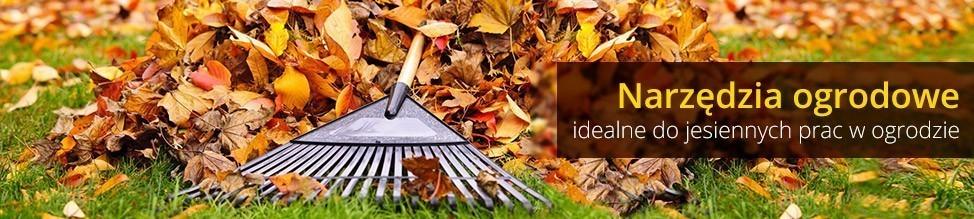 Narzędzia ogrodowe idealne do jesiennych prac w ogrodzie